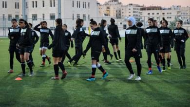 منتخب الشابات الاردني لكرة القدم