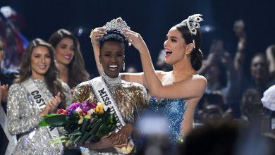 ملكة جمال الكون من جنوب افريقيا