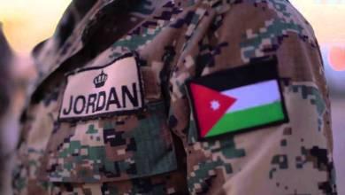 الجيش العربي الاردن