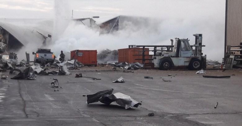 Photo of انفجار في مصنع طائرات أمريكي وجرحى بالعشرات