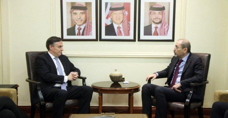 Photo of الصفدي ومكاليستر يبحثان سبل تعزيز الشراكة الأردنية الأوروبية