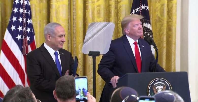 "Photo of ترامب يعلن عن تفاصيل ""صفقة القرن"" بمشاركة نتنياهو"