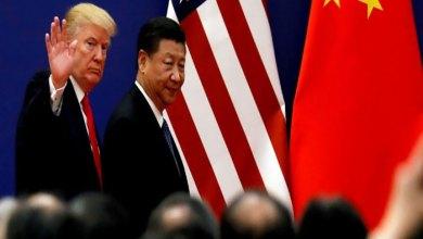 "Photo of ترامب والمفاوض الصيني يوقعان اتفاقا تجاريا ""تاريخيا"""