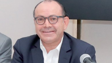 رئيس مجلس إدارة INVESTBANK بشر جردانة - (من المصدر)