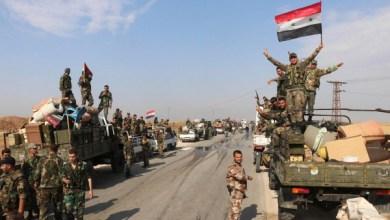 قوات النظام السوري تستعيد حلب
