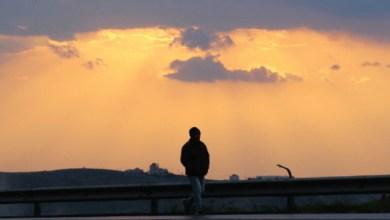 "Photo of ""غروب الشمس"""