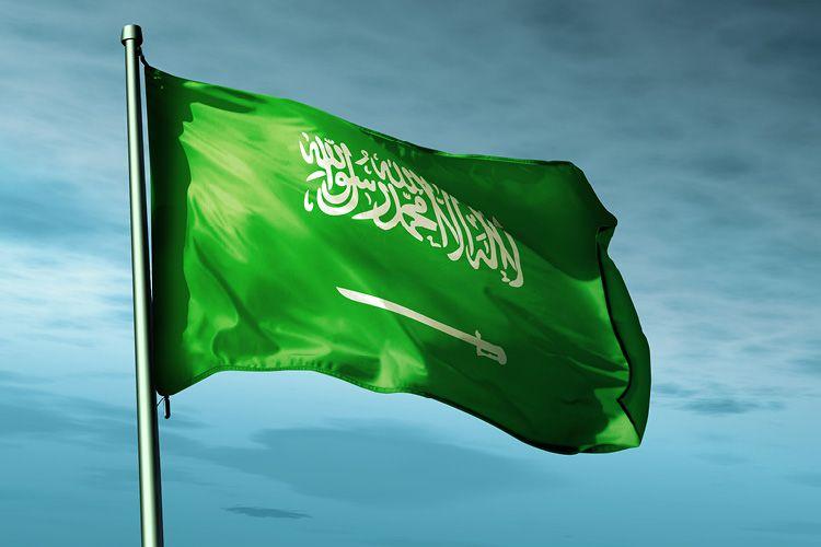 علم المملكة العربية السعودية -(أرشيفية)