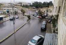 مشهد من مدينة الطفيلة اليوم - (الغد)