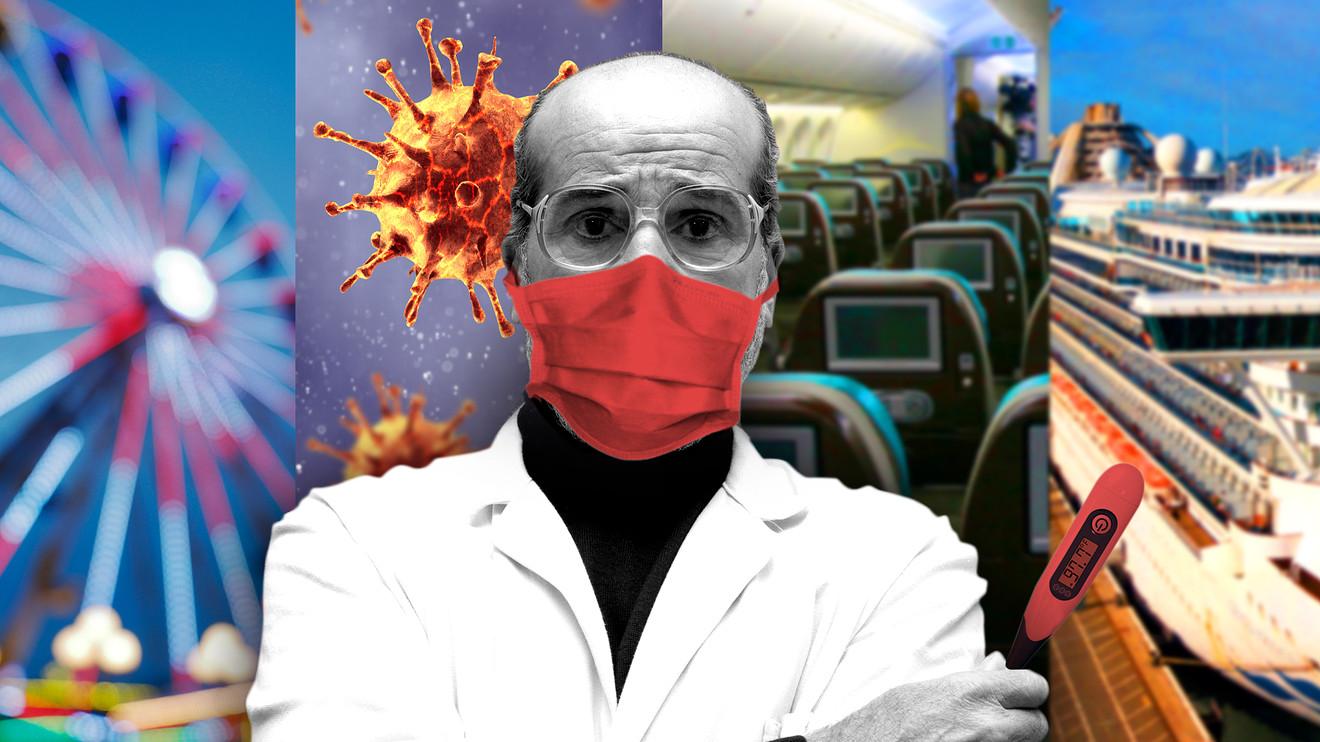 هل ينتقل الفيروس في الهواء؟