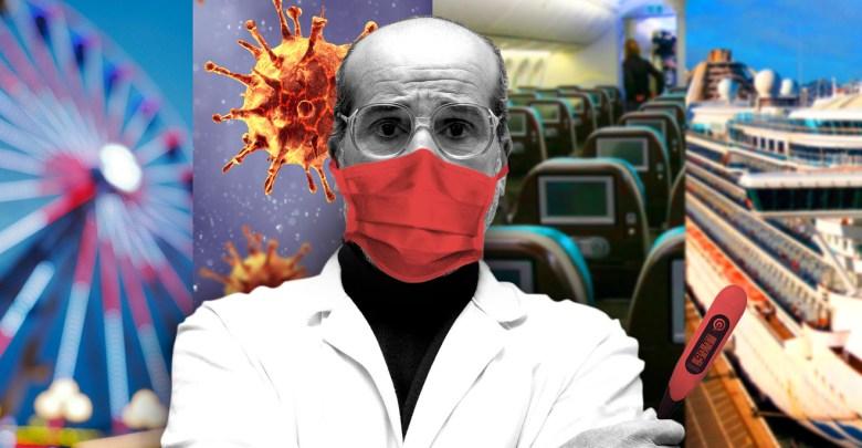 Photo of كورونا والسعال: ما حقيقة الإصابة بالفيروس عبر الهواء؟