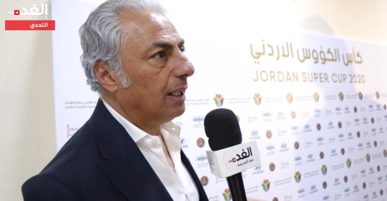 "Photo of الليلي ""الخوف سيطر علينا"" والعرسان ""هذه مباراة بطولة"" – فيديو"