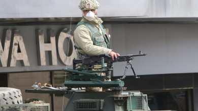 Photo of بيان رقم 3: بدء انتشار القوات المسلحة على مداخل ومخارج المحافظات