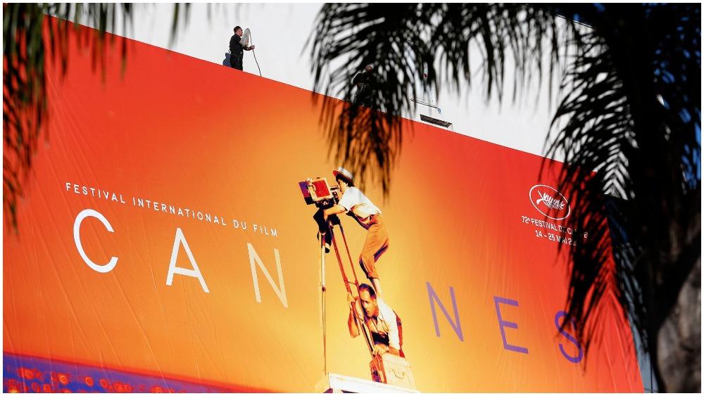 شعار مهرجان كان السينمائي لعام 2019