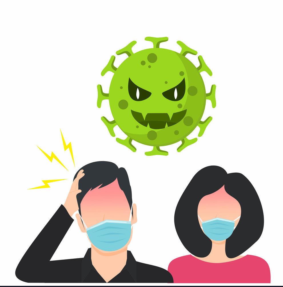 ماهي اعراض فيروس كورونا