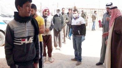 "Photo of ""الزعتري"".. التزام بحظر التجول وإدارة المخيم والمنظمات توفر كافة السلع والخدمات"