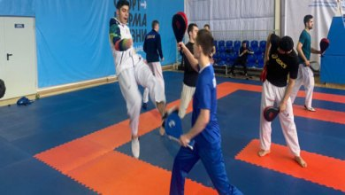 "Photo of ""التايكواندو"" يمدد معسكر تدريب المنتخب في روسيا"