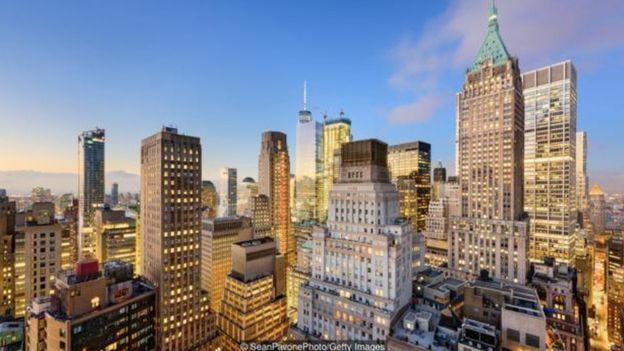 تعد مدينة نيويورك في الوقت الراهن بؤرة تفشي الوباء في الولايات المتحدة