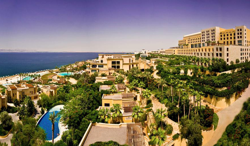فندق كمبينسكي البحر الميت - (من المصدر)