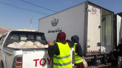 Photo of 500 أسرة بالأغوار الجنوبية تستفيد من حملة خيرية