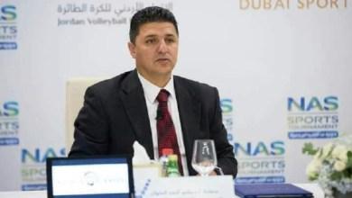 رئيس نادي عيرا الدكتور بشير العلوان - (الغد)