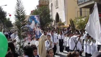 "Photo of ""كورونا"" تلقي بغمامة ثقيلة على احتفالات المسيحيين بعيد الفصح"
