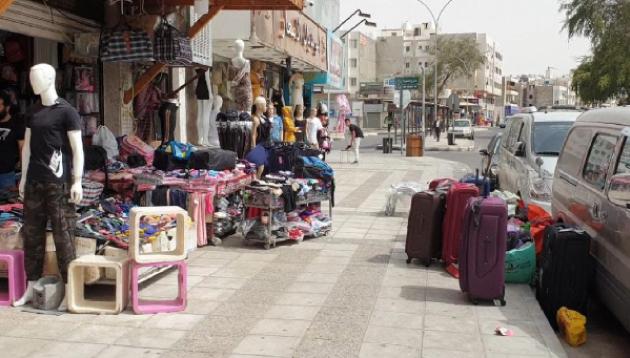 العقبة حركة نشطة في الأسواق والتزام بالتباعد Alghad