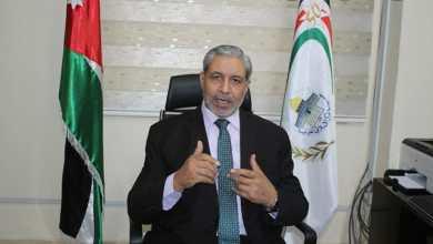 الدكتور جميل الدهيسات رئيس جمعية المركز الاسلامي