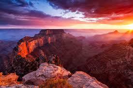 موقع غراند كانيون (الأخدود الكبير) في ولاية أريزونا الأميركية