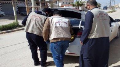 Photo of بلدة الزعتري: شبان يتطوعون لمساعدة أسر عمال المياومة على تلبية احتياجاتها