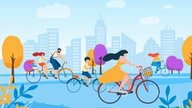 Photo of الدراجات الهوائية.. نمط حياة جديد يتبناه مواطنون في ظل الحجر المنزلي