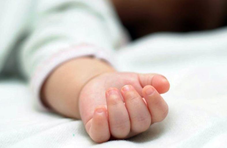 جثة طفل -(تعبيرية)