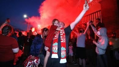 Photo of ليفربول يُطالب مشجعيه بعدم الإحتشاد للإحتفال بلقب البريميرليغ