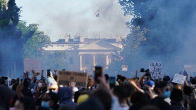 مظاهرات امريكا
