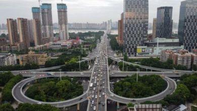 مدينة ووهان الصينية