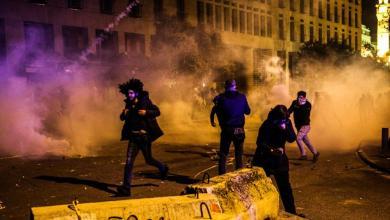 Photo of لبنان: جرحى في مواجهات ليلية بين الجيش ومحتجين على الغلاء