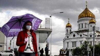 Photo of الحظر الصحي في روسيا انتهى.. لكن الوباء لم ينته