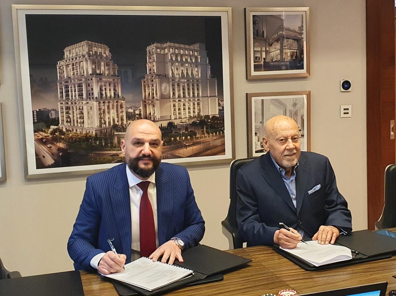 اتفاقية استراتيجية بين مجموعة AVXAV و إل جي للإلكترونيات وشركة الإقبال للتطوير العقاري