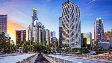 مدينة لوس أنجليس