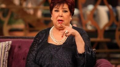 الممثلة الراحلة رجاء الجداوي التي توفيت صباح اليوم و