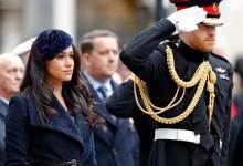 الأمير هاري وميجان دوقة ساسكس