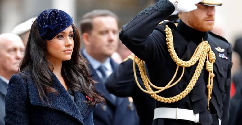 Photo of زوجة الأمير هاري ميجان شعرت أن الأسرة المالكة لم توفر لها الحماية أثناء حملها
