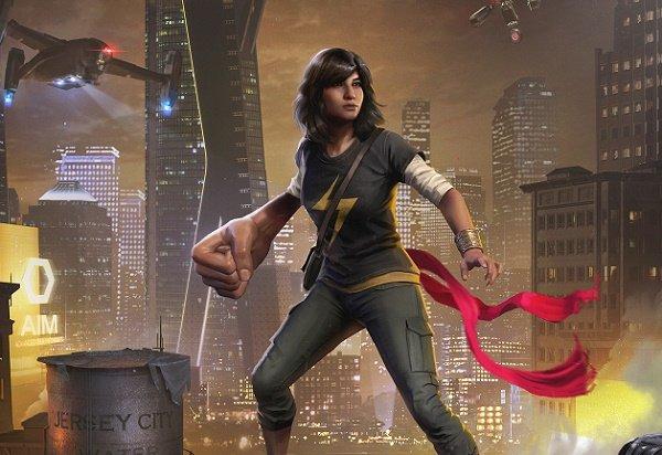 بطلة خارقة مسلمة تنضم للعبة فيديو شهيرة - Alghad