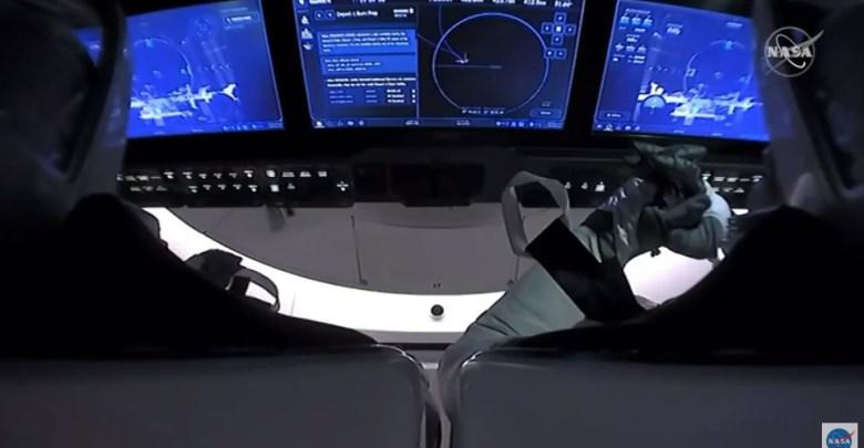 """Photo of """"سبايس أكس"""" تبدأ رحلة العودة الى الأرض"""