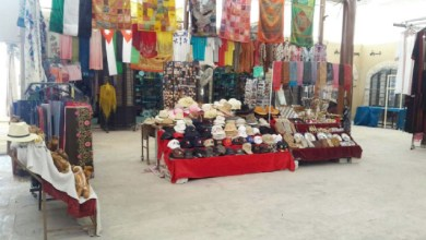 Photo of السوق الحرفي في جرش ما يزال بلا رواد