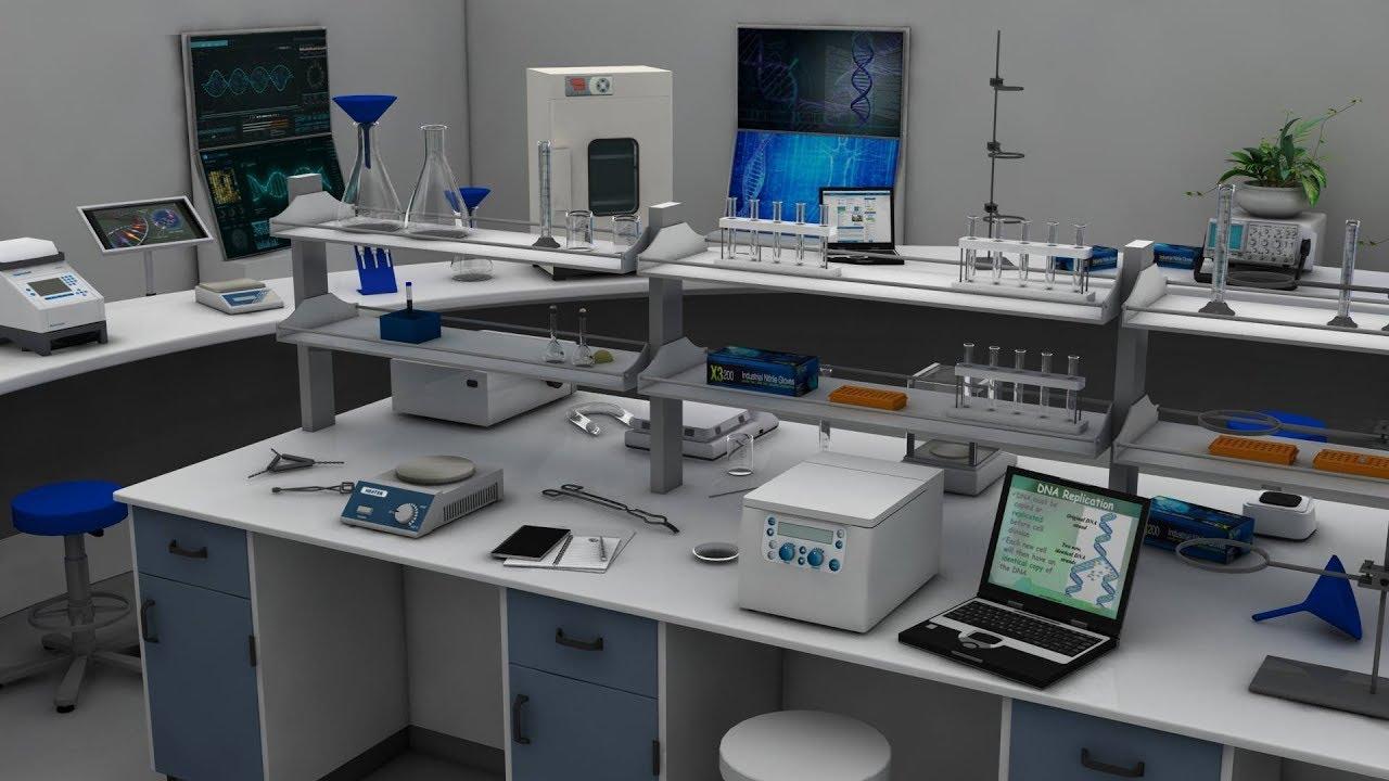 مختبرات افتراضية