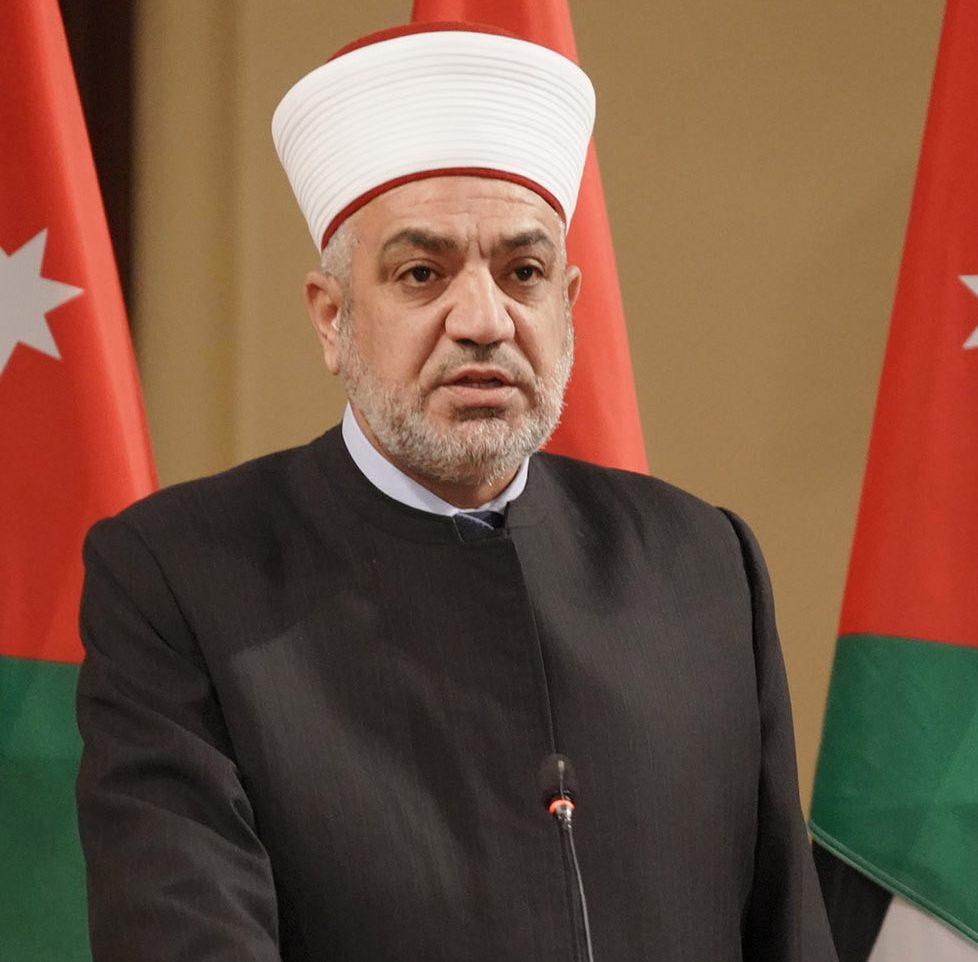 وزير الأوقاف الدكتور محمد الخلايلة - أرشيفية
