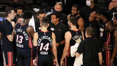 Photo of ميامي يطيح بميلووكي وليكرز يتقدم على هيوستن في دوري كرة السلة الامريكي