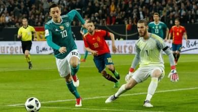 Photo of قمّة بين اسبانيا والمانيا في افتتاح منافسات دوري الامم الاوروبية