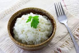 الأرز الابيض