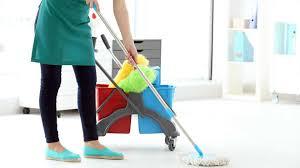عاملة منزل